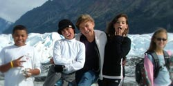 Alaska vacation packages families