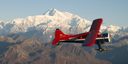 Alaska vacation packages airplane