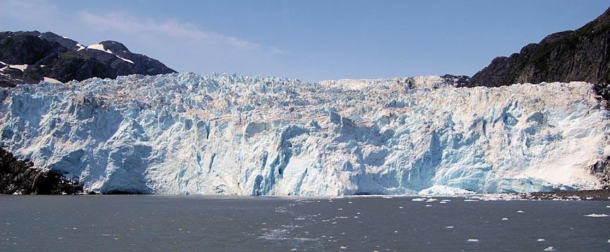Alaska Glacier Tours Holgate Glacier