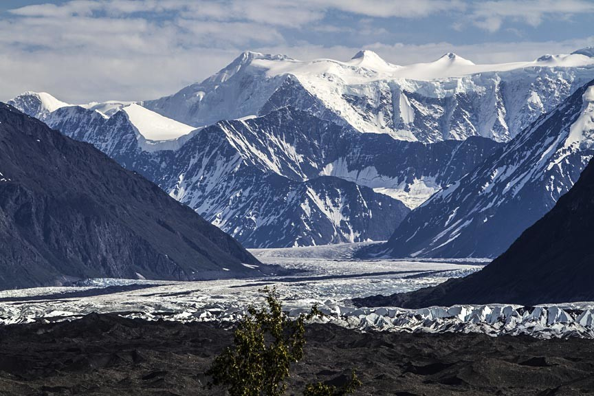 Alaska Glacier Tours Matanuska Glacier