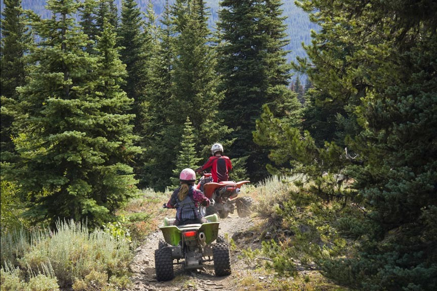 Denali National Park ATV Tour