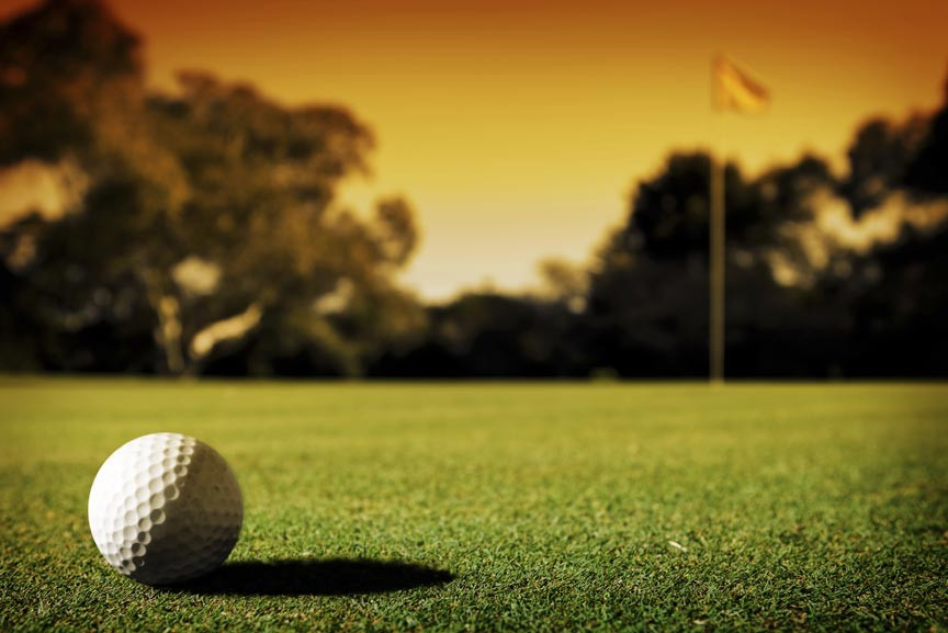 Denali National Park Golfing