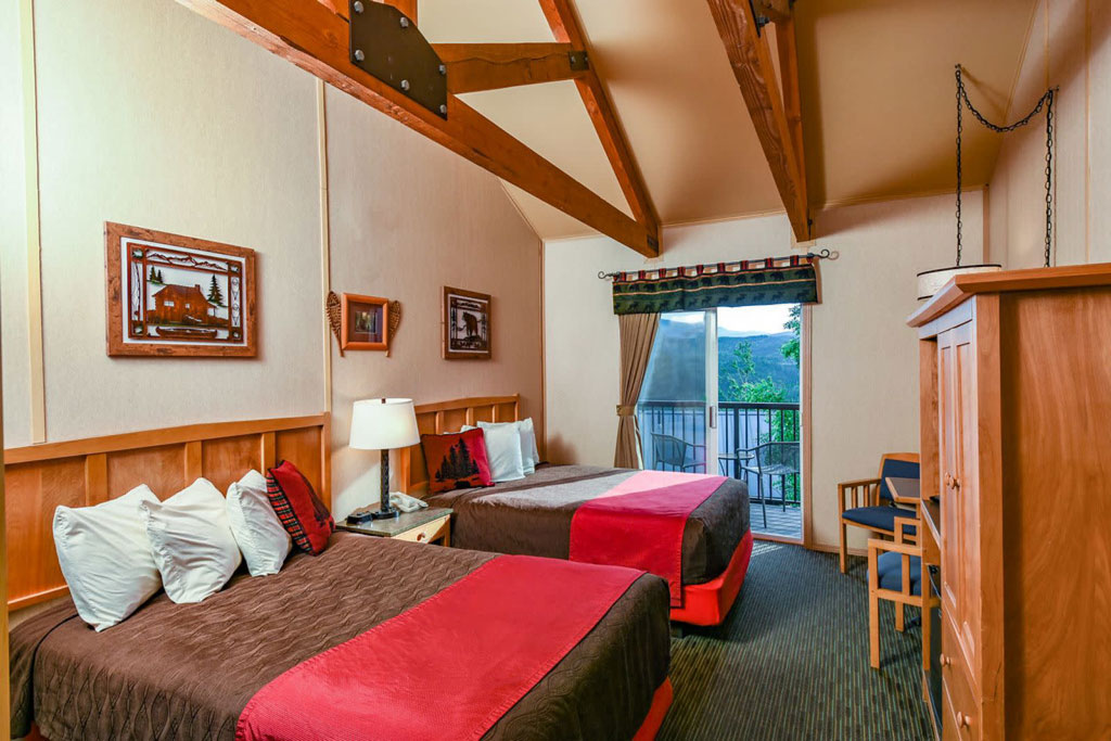 Denali Bluffs Room with 2 beds